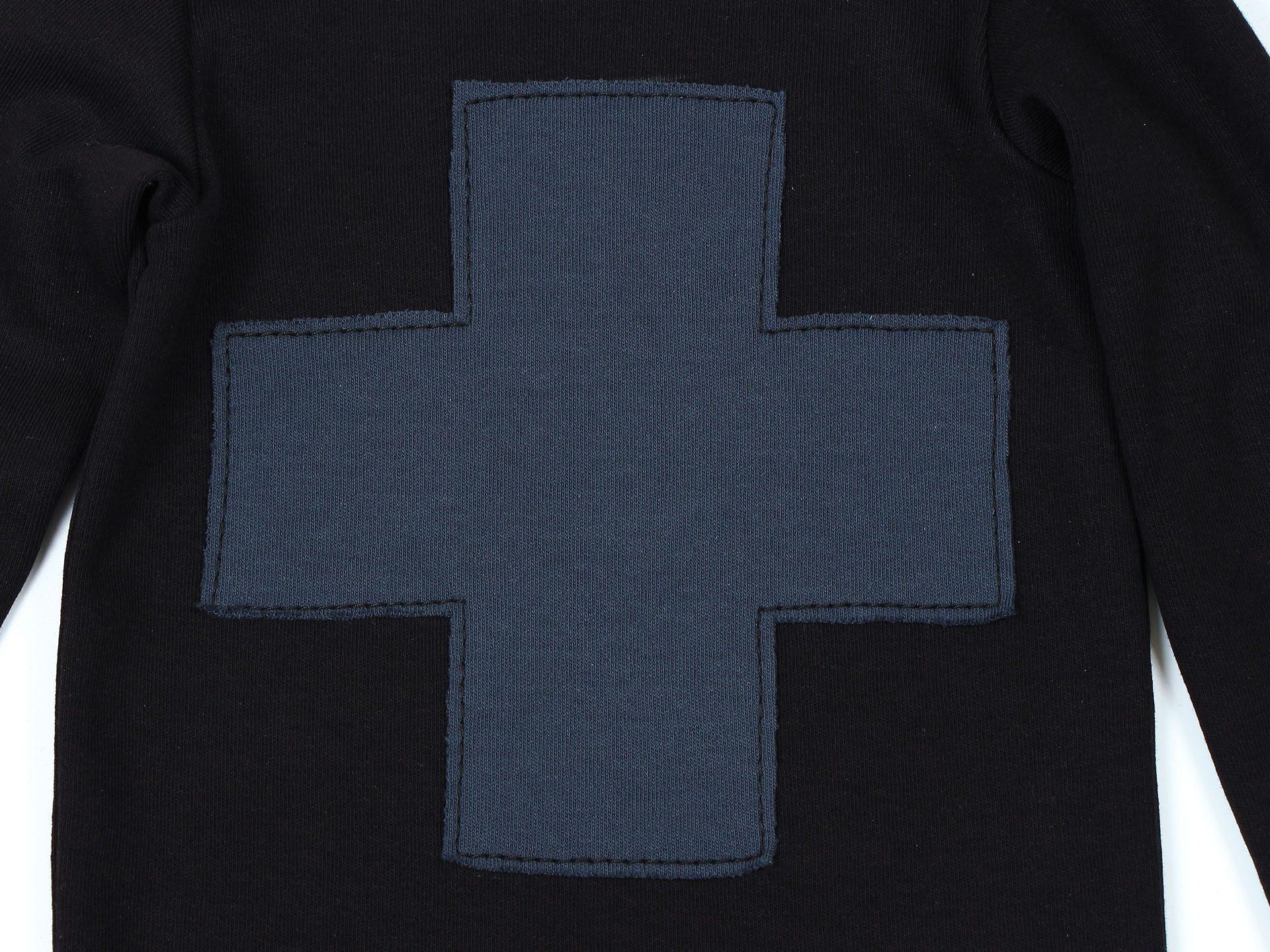 Лонгслив L-dark cross
