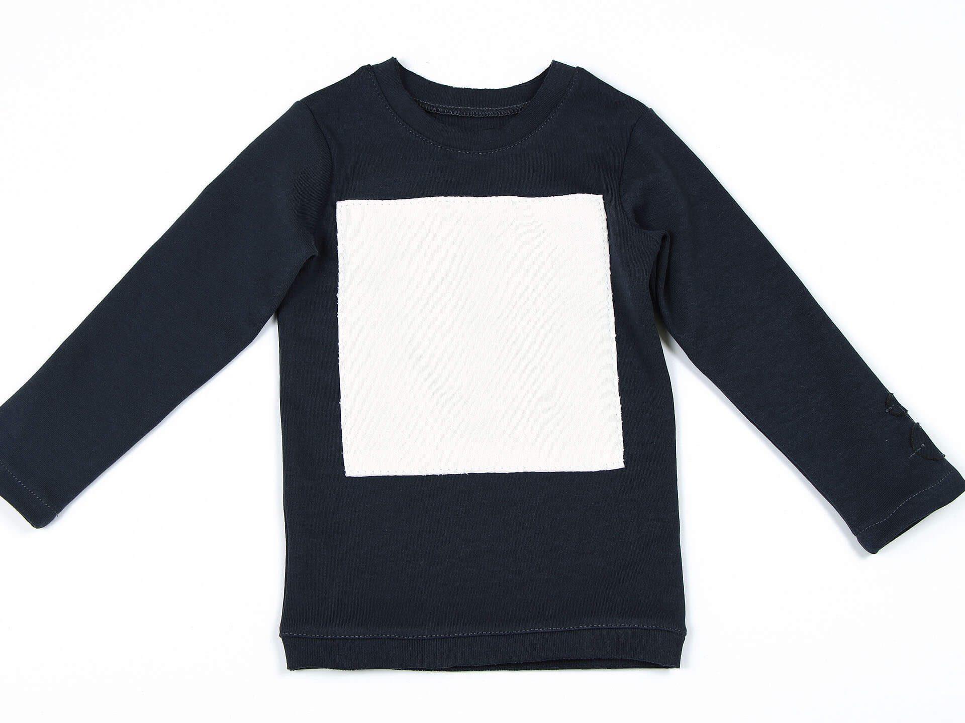 Лонгслив L-dark square
