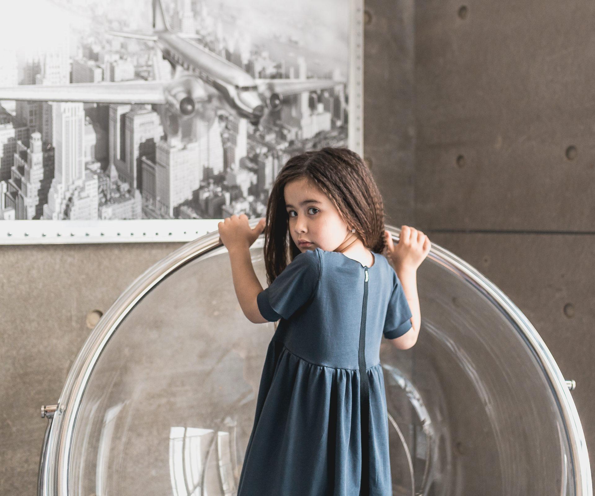 Платье D-line