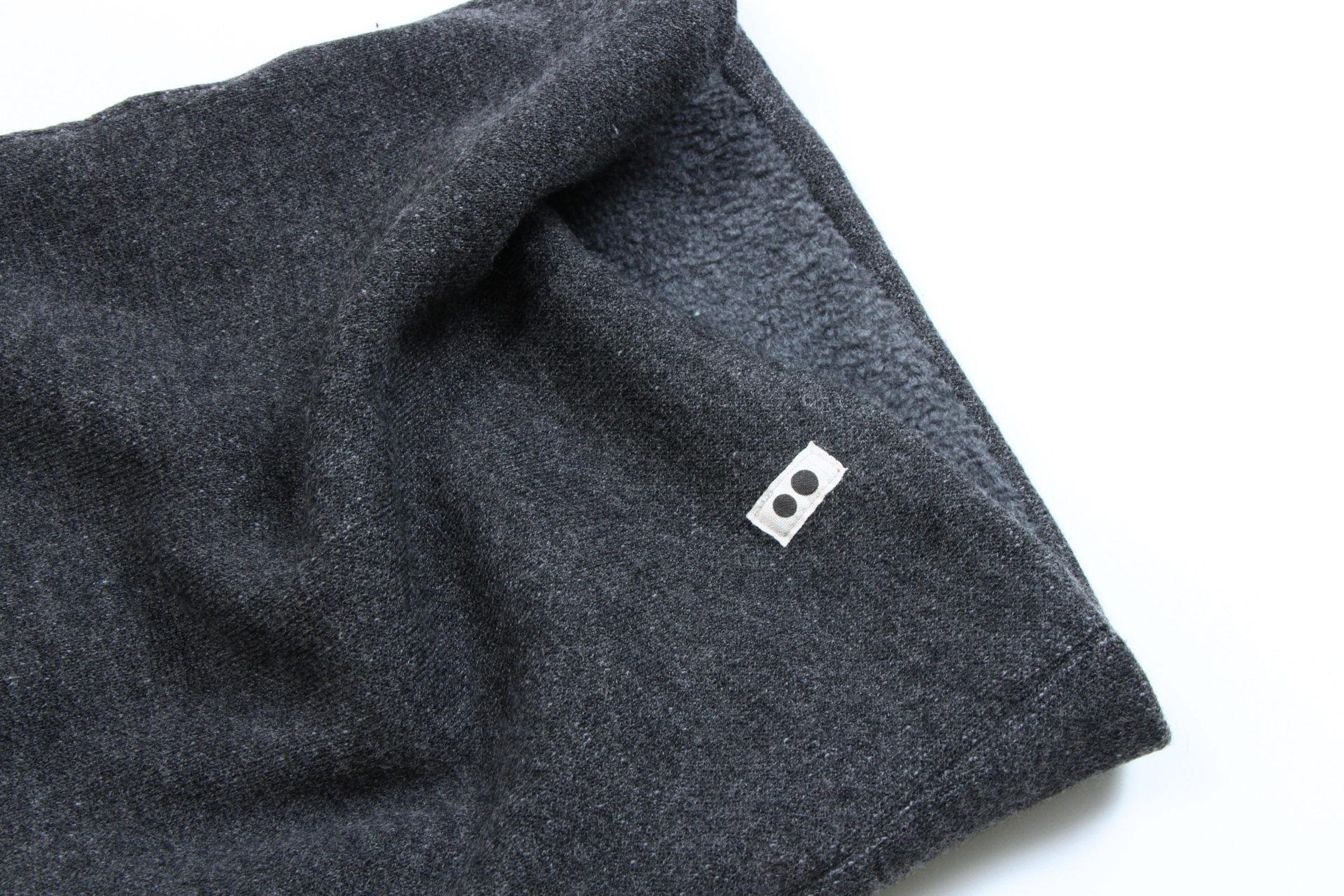 Шапка H-dark grey