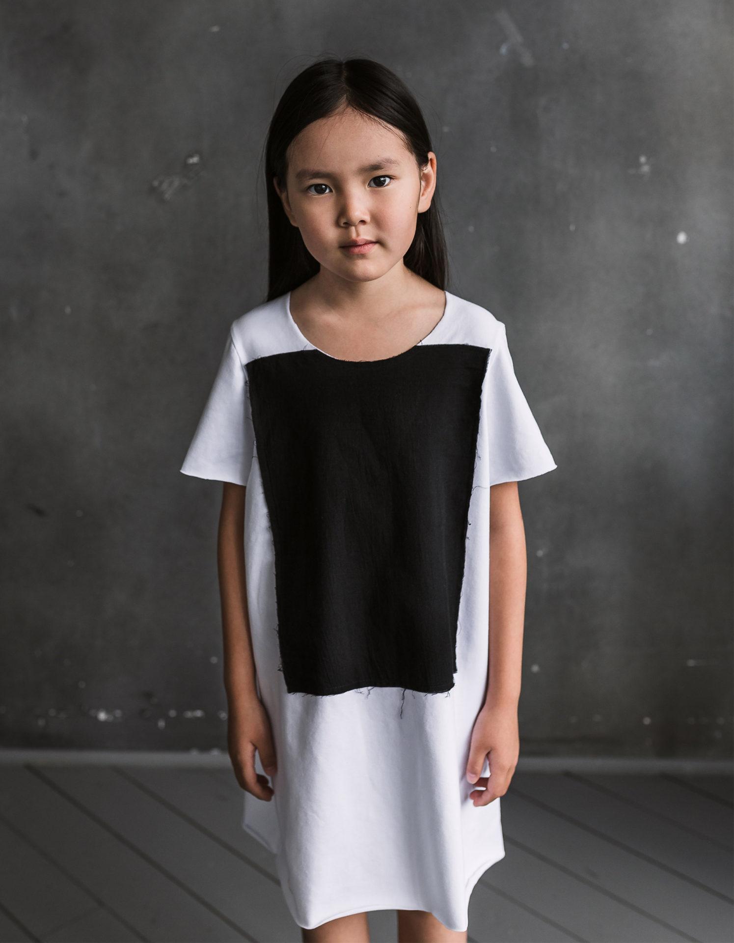Платье D-square