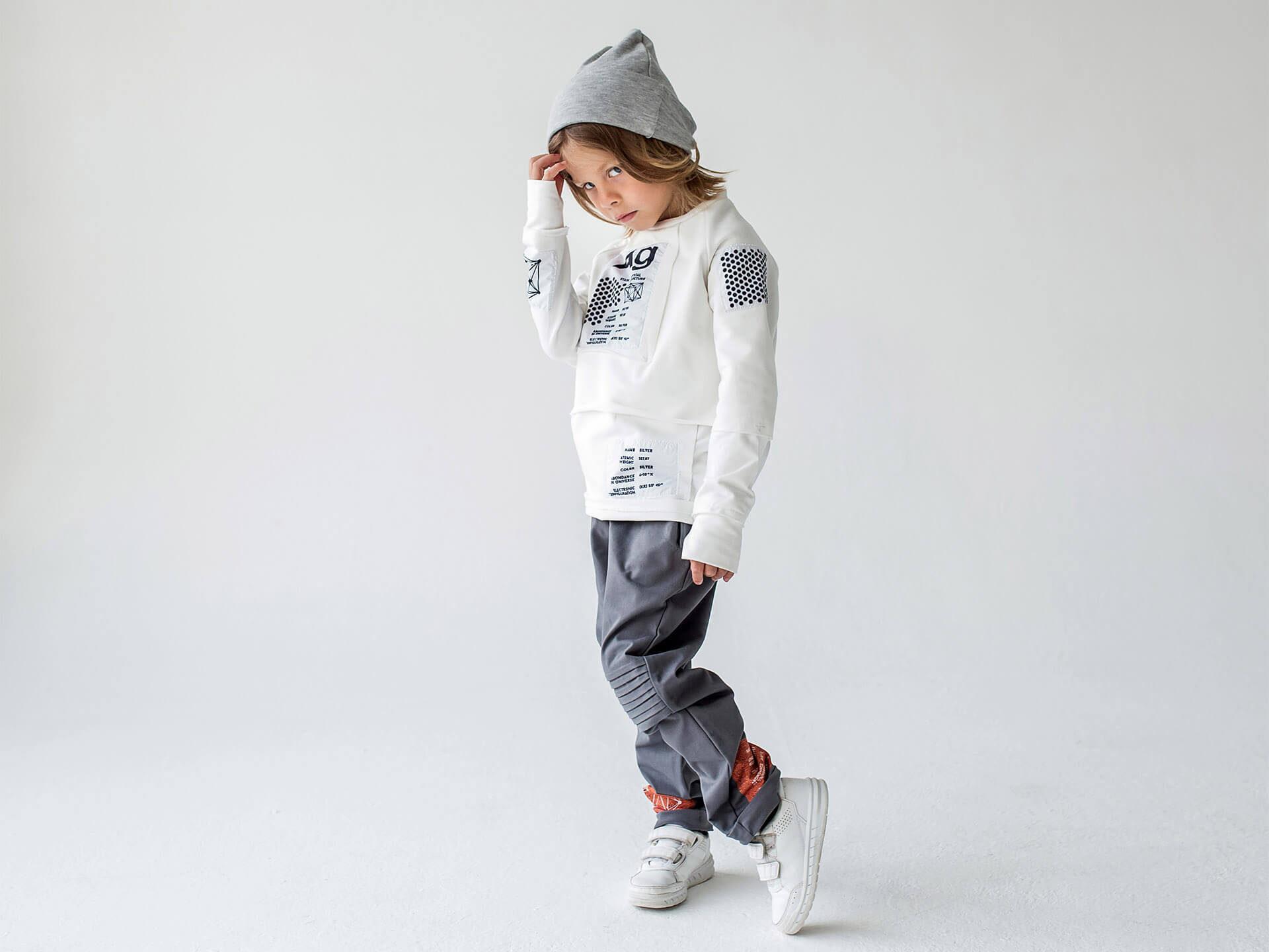 Лонгслив ТМ-Silver