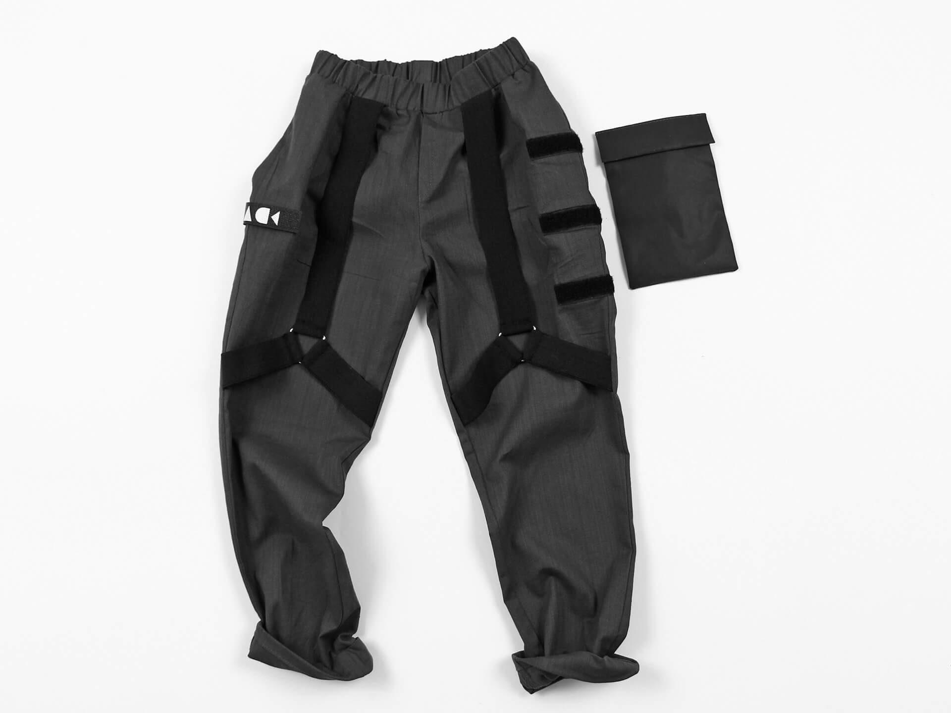 Брюки T-Velcro