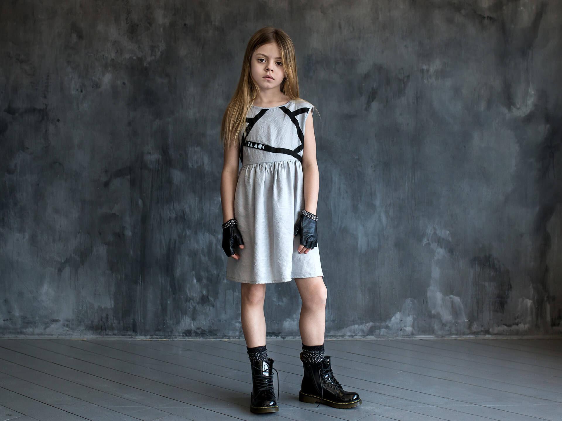 Платье D-Velcro